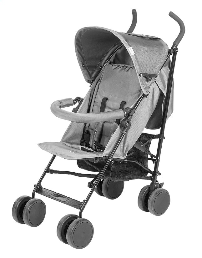 Afbeelding van Dreambee Buggy Essentials anthracite from ColliShop