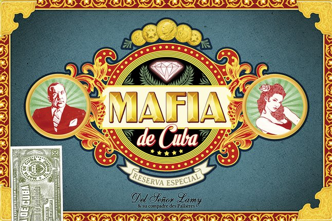 Afbeelding van Mafia de Cuba from ColliShop