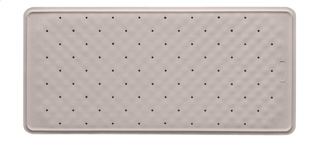 Afbeelding van Casilin antislip badmat Bali savannah 36 x 76 cm from ColliShop