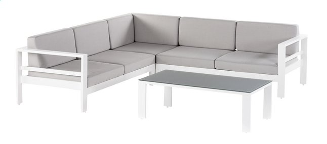 Afbeelding van Ocean Loungeset Mare wit from ColliShop