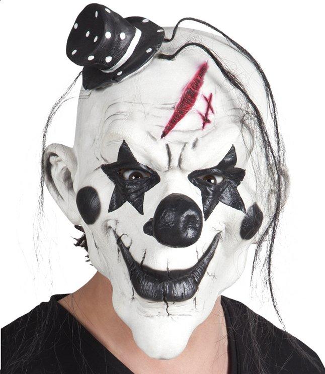 Afbeelding van Masker psycho clown from ColliShop