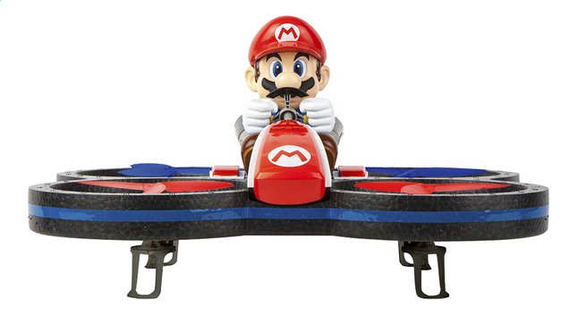 Afbeelding van Carrera drone Mario Kart MarioCopter from ColliShop