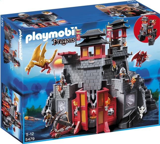 Afbeelding van Playmobil Dragons 5479 Groot drakenkasteel from ColliShop