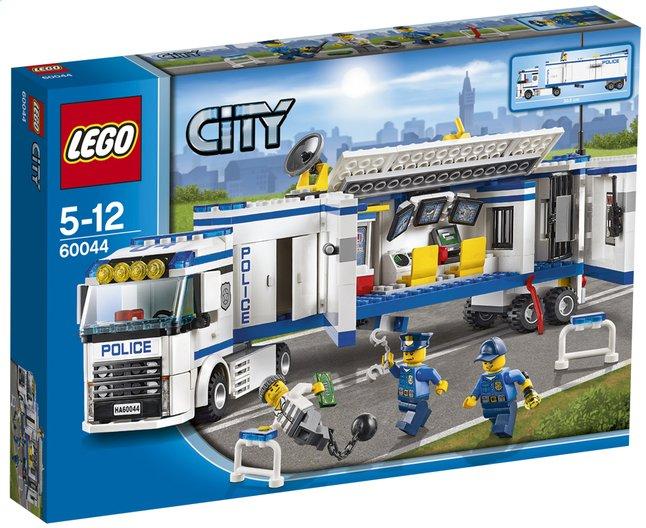 Image pour LEGO City 60044 L'unité de police mobile à partir de ColliShop