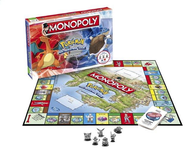 Image pour Monopoly Pokémon à partir de ColliShop
