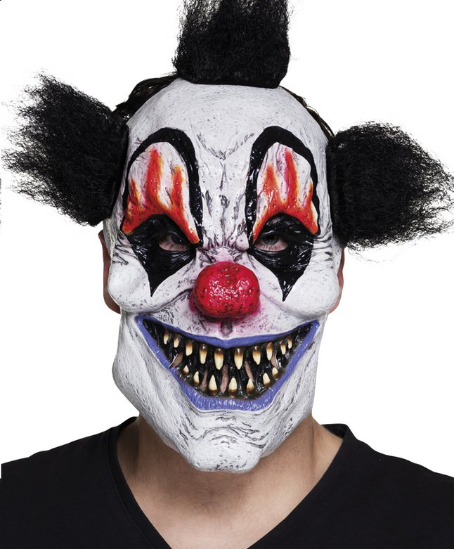 Masque Scary clown