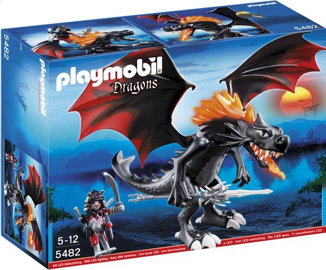 Afbeelding van Playmobil Dragons 5482 Grote Koningsdraak met lichtgevende vlam from ColliShop