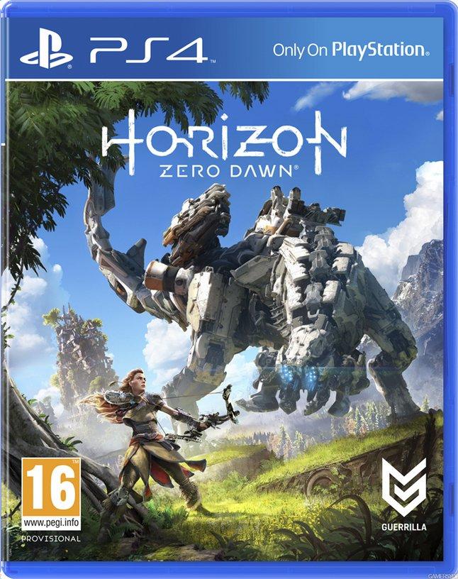 Afbeelding van PS4 Horizon Zero Dawn ENG/FR from ColliShop