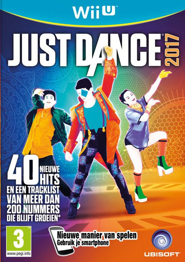 Afbeelding van Wii U Just Dance 2017 ENG/FR from ColliShop