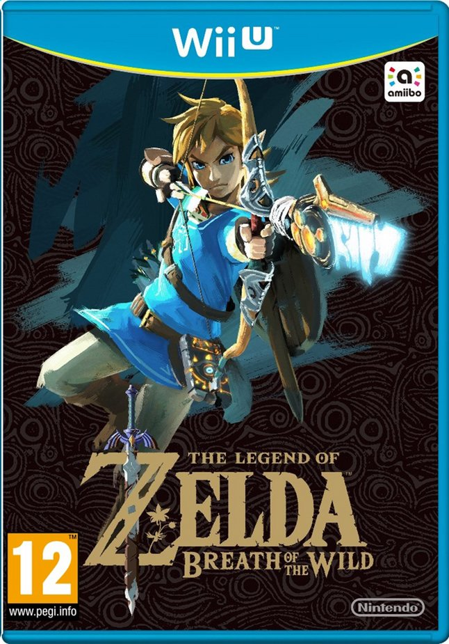 Image pour Wii U The Legend of Zelda: Breath of the Wild NL à partir de ColliShop