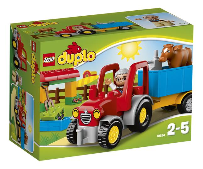 Afbeelding van LEGO DUPLO 10524 Landbouwtractor from ColliShop