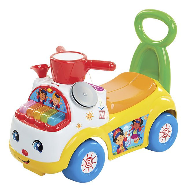 Fisher-Price loopwagen Little People Ultimate Music Parade Ride-on
