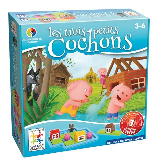 Image pour Les Trois Petits Cochons à partir de ColliShop
