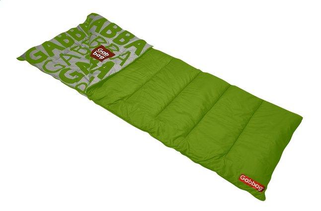 Image pour Gabbag sac de couchage lime à partir de ColliShop