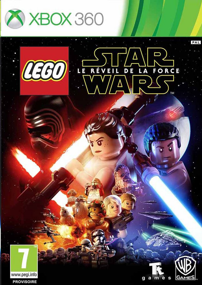 Image pour XBOX 360 LEGO Star Wars: The Force Awakens FR/ANG à partir de ColliShop