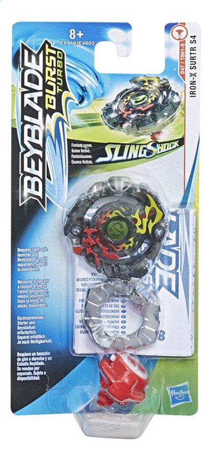 Afbeelding van Beyblade draaitol Burst Turbo SlingShock Iron X Surtr S4 from ColliShop