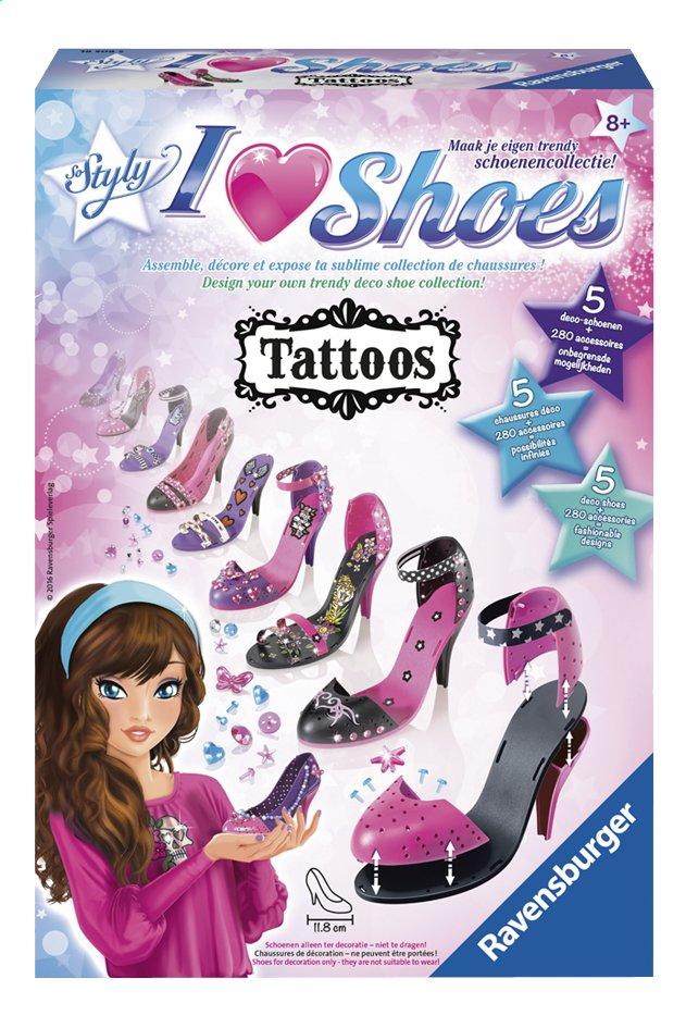 Image pour Ravensburger So Styly I Love Shoes Tattoos à partir de ColliShop