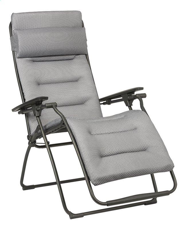 Image pour Lafuma chaise longue Futura Be Comfort Silver à partir de ColliShop