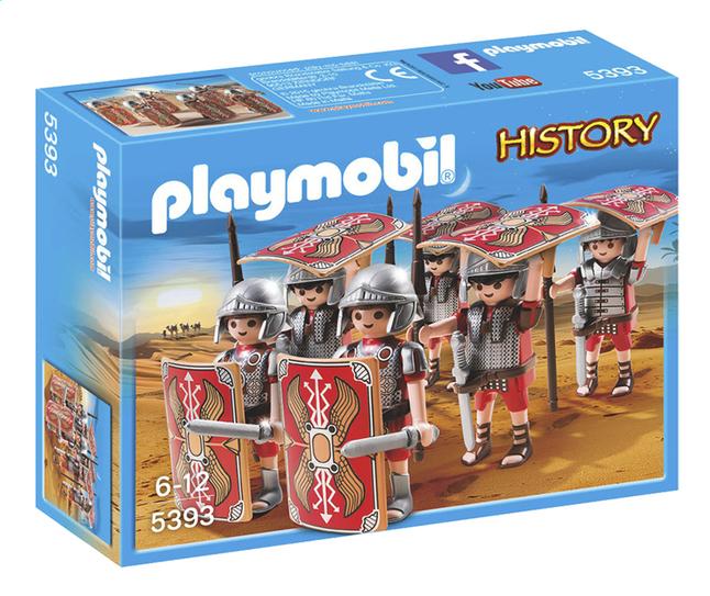 Image pour Playmobil History 5393 Bataillon romain à partir de ColliShop