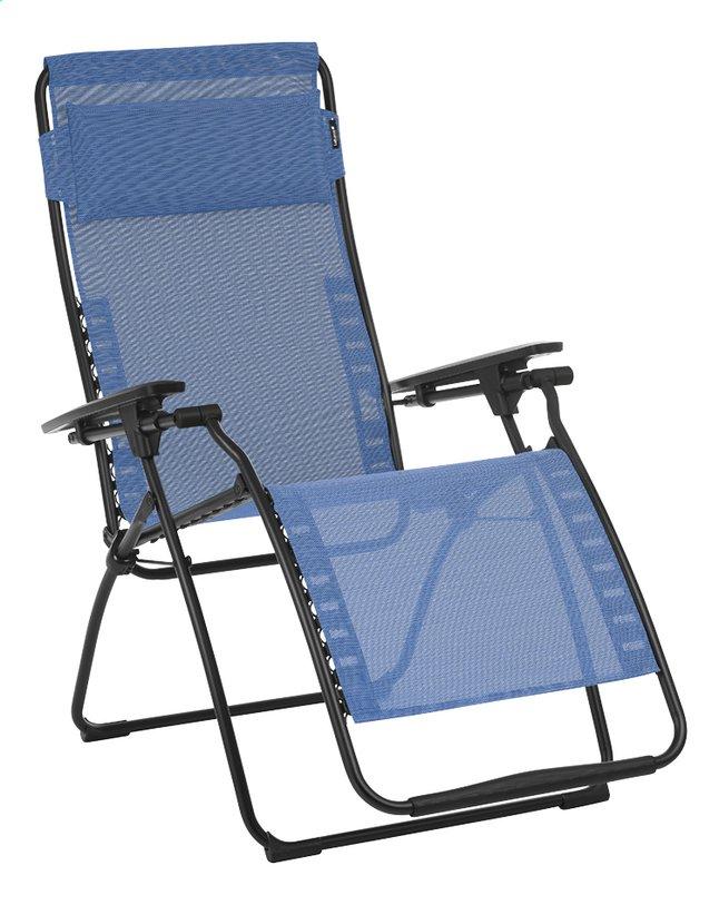 Lafuma chaise longue Futura Batyline Duo Outremer