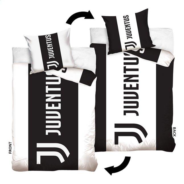 Afbeelding van Dekbedovertrek Juventus polyester 140x200 cm from ColliShop