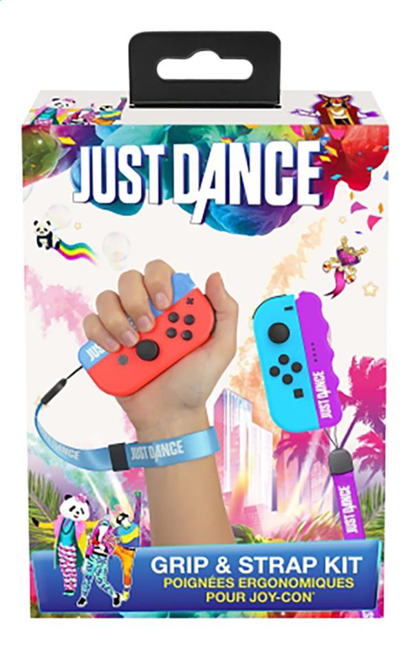 Image pour Subsonic Grip & Strap Juste Dance 2019 pour Joy-Con à partir de ColliShop