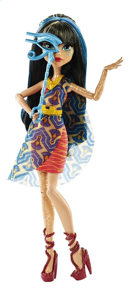 Image pour Monster High poupée mannequin Dance the Fright Away Cleo de Nile à partir de ColliShop