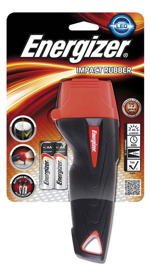 Energizer zaklamp Impact Rubber LED