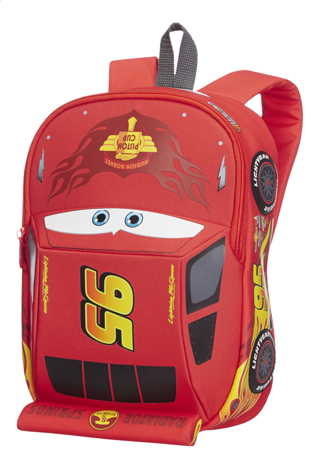 Image pour Samsonite sac à dos Ultimate S Disney Cars à partir de ColliShop