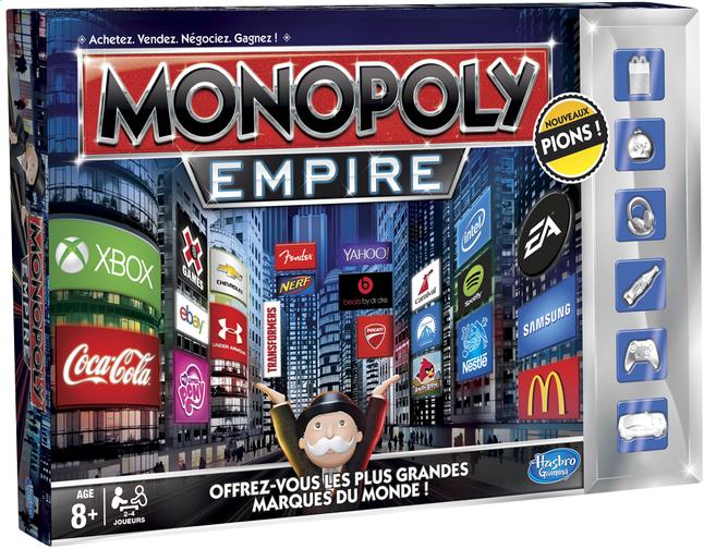 Afbeelding van Monopoly Empire Refresh FR from ColliShop