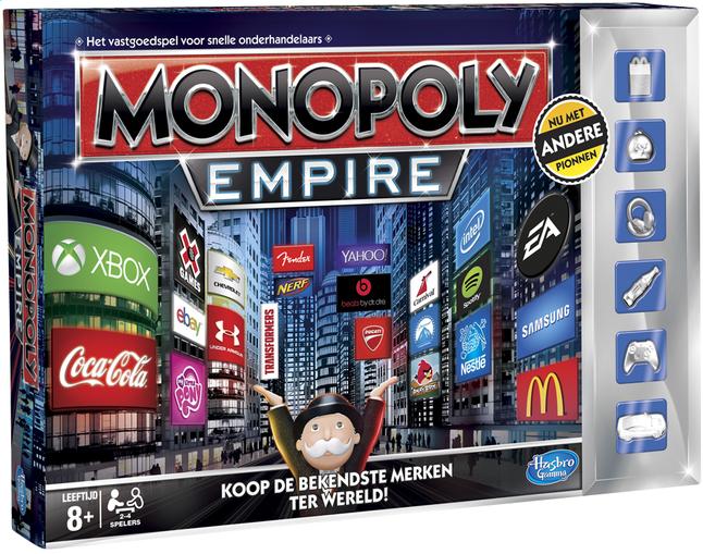 Image pour Monopoly Empire Refresh NL à partir de ColliShop
