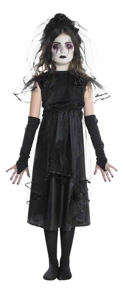 Afbeelding van Verkleedpak Gothic Bride maat 164 from ColliShop