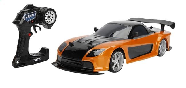 Image pour Voiture RC Fast & Furious Mazda RX7 à partir de ColliShop