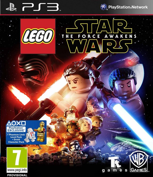 Afbeelding van PS3 LEGO Star Wars: The Force Awakens ENG/FR from ColliShop