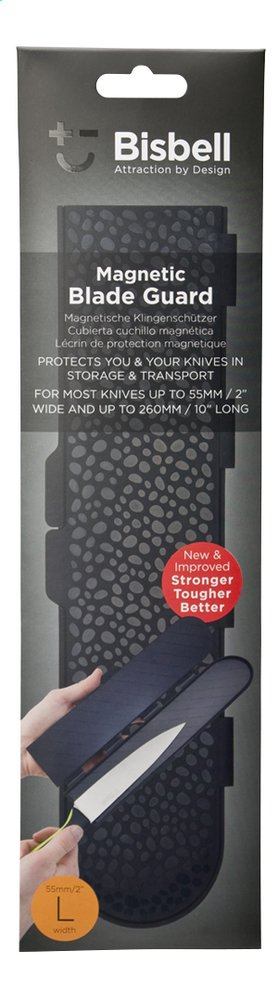 Afbeelding van Bisbell Magnetische mesbeschermer 26 cm from ColliShop