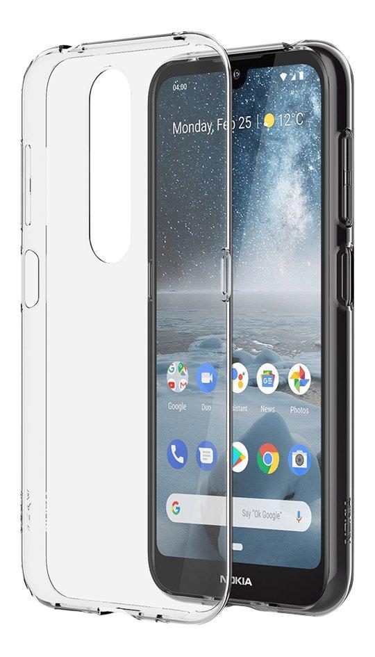 Nokia coque pour Nokia 4.2 transparent