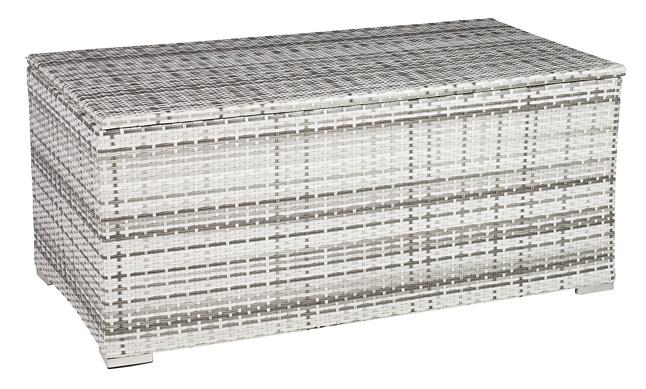 Image pour Coffre de rangement Maranta gris clair à partir de ColliShop