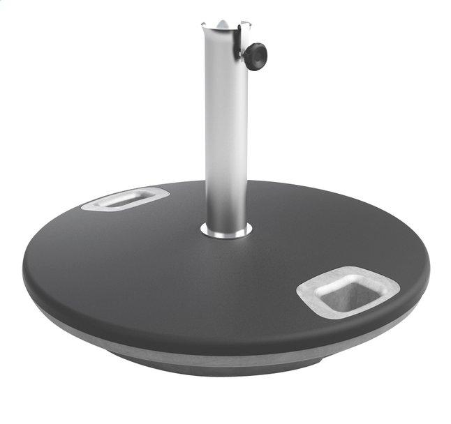 Image pour Tuozi Pied de parasol en béton Spectral 40 42 kg anthracite à partir de ColliShop