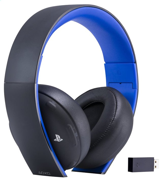 Image pour PS4 casque sans fil officiel 2.0 à partir de ColliShop