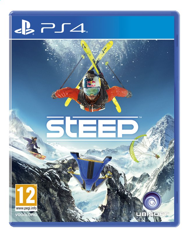 Image pour PS4 Steep FR/ANG à partir de ColliShop