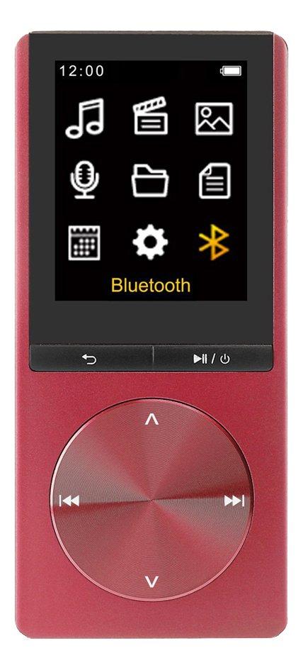 Difrnce Mp4 audio/video MP-1820BT 4 GB rood