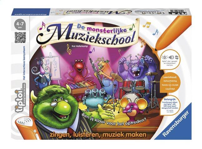 Afbeelding van Ravensburger Tiptoi De Monsterlijke Muziekschool from ColliShop