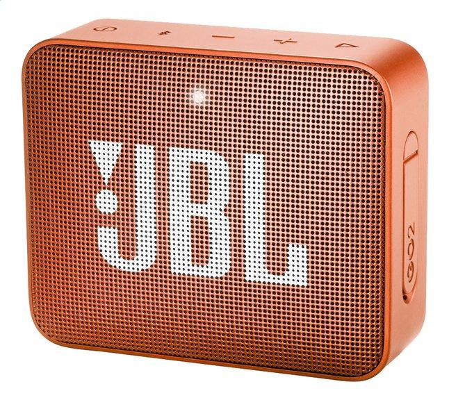 JBL haut-parleur Bluetooth GO 2 canelle