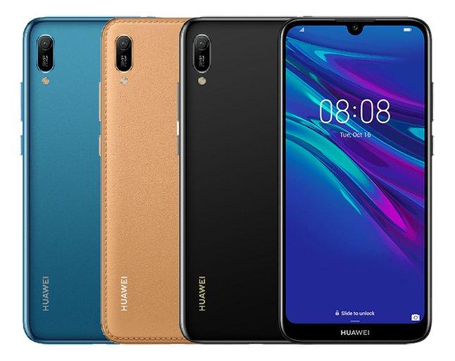 Huawei smartphone Y6 2019 Dual Sim