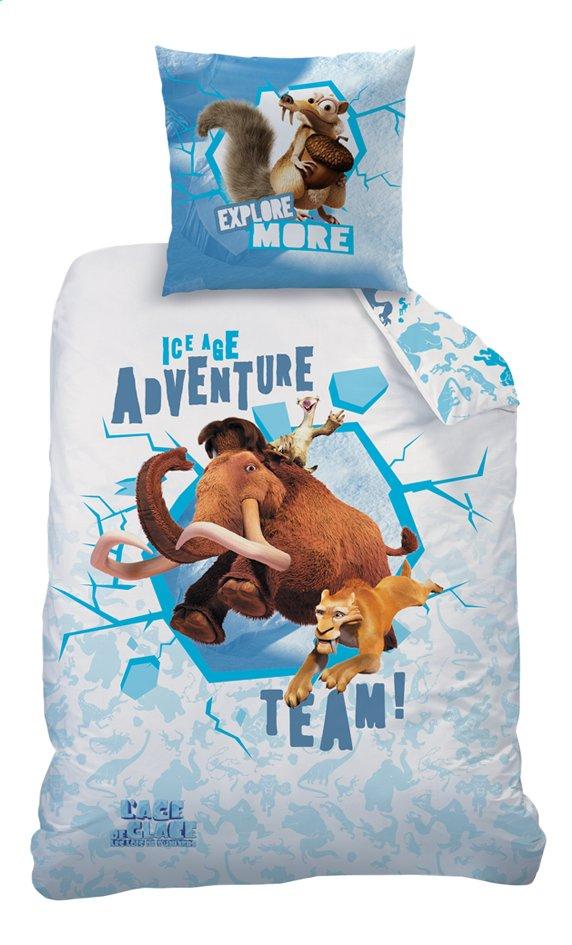 Image pour Housse de couette L'Âge de Glace Ice coton 140 x 200 cm à partir de ColliShop