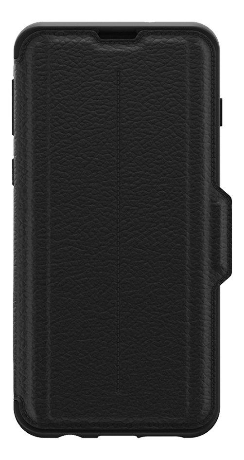 Afbeelding van Otterbox foliocover Strada voor Samsung Galaxy S10 zwart from ColliShop