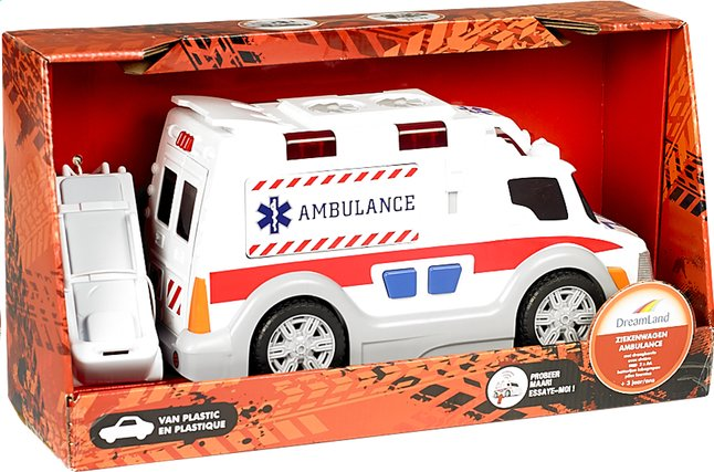 Afbeelding van DreamLand ambulance from ColliShop