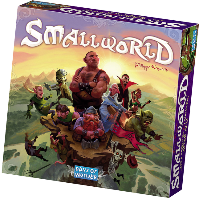 Afbeelding van Small World FR from ColliShop