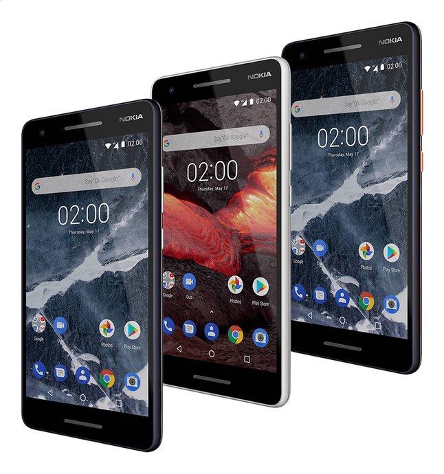 Afbeelding van Nokia Smartphone 2.1 Blue/Silver from ColliShop