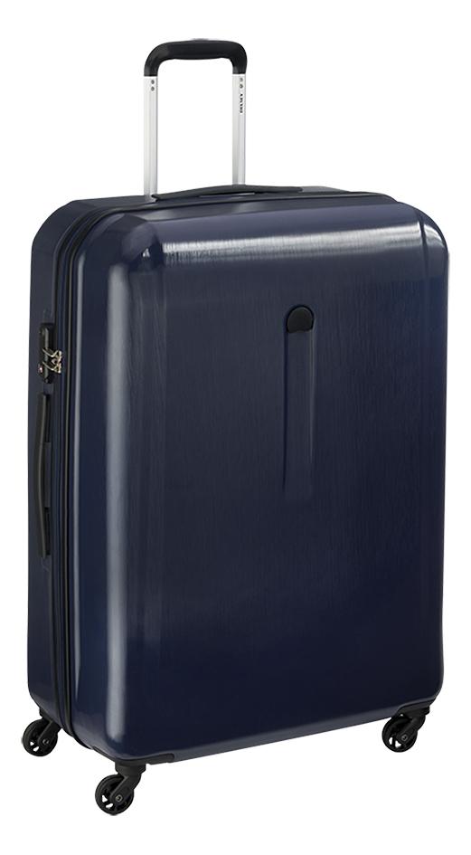 Delsey valise rigide Maputo bleu